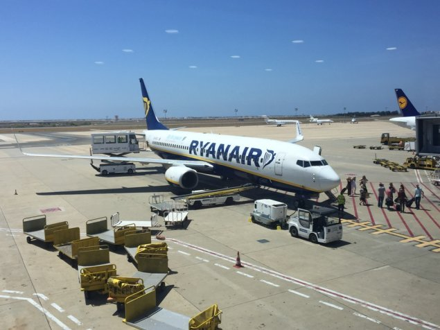 Ryanair-Jets