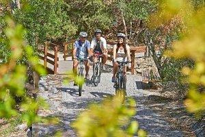 Radwander-Tourismus im Süden Portugals