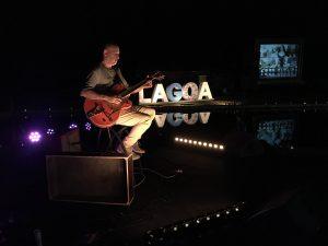 Live-Musik beim Lagoa Jazz Fest an der Algarve