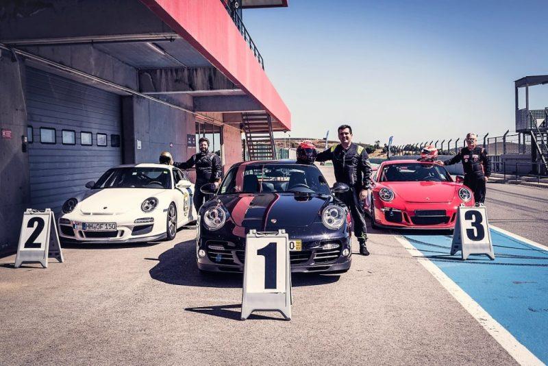 Erstes iberisches Porsche-Treffen an der Algarve