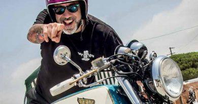 Internationales Motorradfahrer-Treffen 2017 in Faro, Algarve