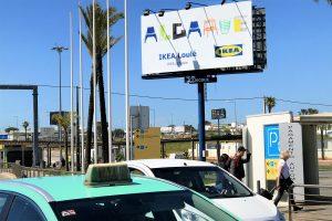 Algarve-Mietwagen im Preisvergleich teurer als Taxis bei Kurzreisen