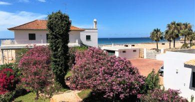 Bilanz Frühlingswetter 2017 in Portugal