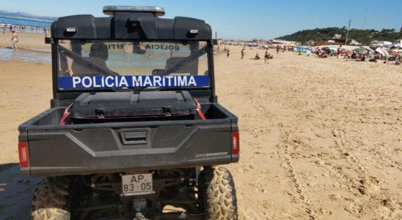 Algarve-News: Polizei warnt vor Dieben an Algarve-Stränden