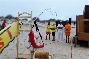 Leichtsinn führt manchmal zum Einsatz der Lebensretter an der Algarve