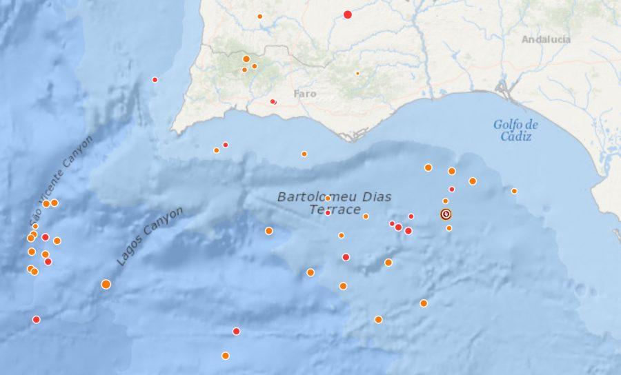 Algarve kennt häufige leichte Erdbeben
