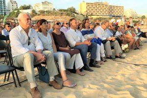 Dalia Paulo als Programmmanagerin von 365 Algarve