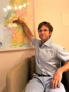 Honorarkonsul Dr. Alexander Rathenau zuständig für Algarve und Alentejo