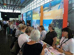 Naturtourismus an der Algarve war Thema auf der Tour Natur in Düsseldorf
