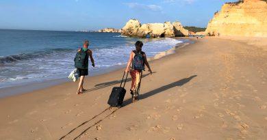 Herbst zieht viele Deutsche an die Algarve