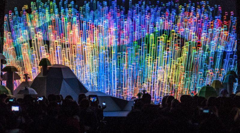 Licht steht im Focus des LUZA-Festivals an der Algarve