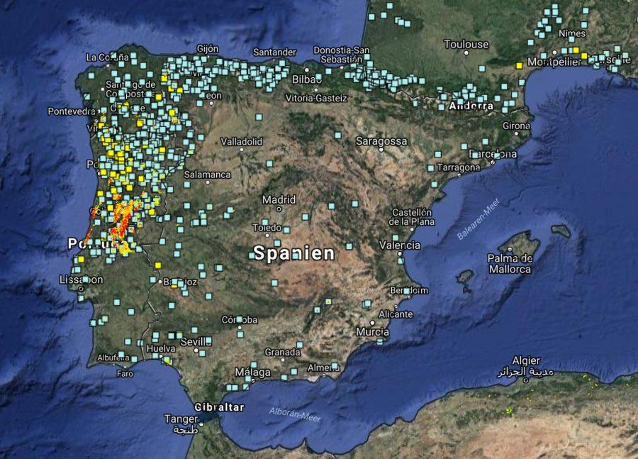 Waldbrand-Bilanz 2017 ist für Portugal verheerend