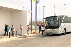 Aglarve-News Rekord Kreuzfahrtpassagiere in Portimao an der Algarve