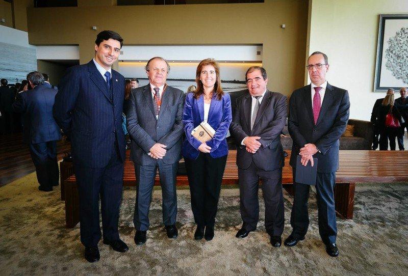 Silva und Godinho repräsentieren den Algarve- und Portugal-Tourismus