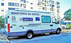 Algarve News zu mobilen Arztpraxen an der Algarve