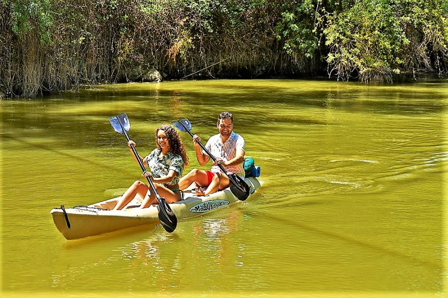 Naturwoche propagiert Kajakfahren an der Algarve