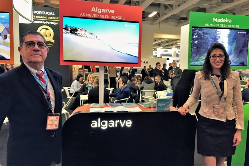 Golfsport in einer Studie der ATA als Wirtschaftsfaktor der Algarve bestätigt