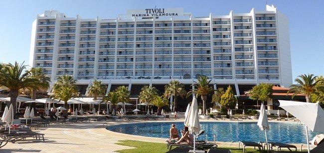 Algarve News zu schlechterer Hotel-Auslastung im April 2018 gegenüber Vorjahr