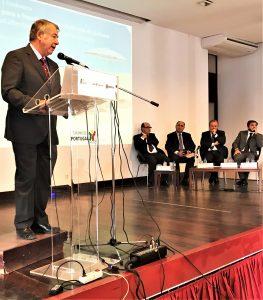 Sicher an der Algarve zu leben fördert Safe Communities Portugal