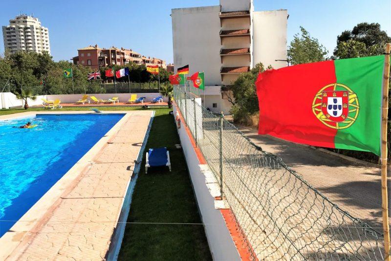 Sommermärchen Fußball-WM wird auch in Hotels der Algarve verfolgt