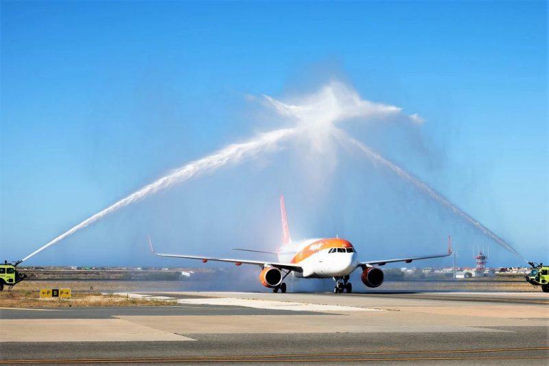 Ryanair-Streik mit vorausgegangener Streckeneröffnung bei EasyJet