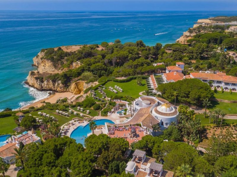 World Travel Award 2018 für Vila Vita Parc in Porches an der Algarve