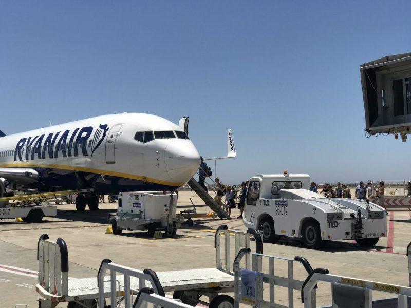 Algarve News zu Streik des Kabinenpersonals von Ryanair im Juli 2018