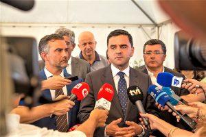 Algarve News zu Minister Pedro Marques wegen N125 und Eisenbahn