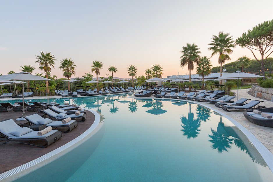 World Travel Award 2018 auch für Conrad Hotel Algarve in Portugal
