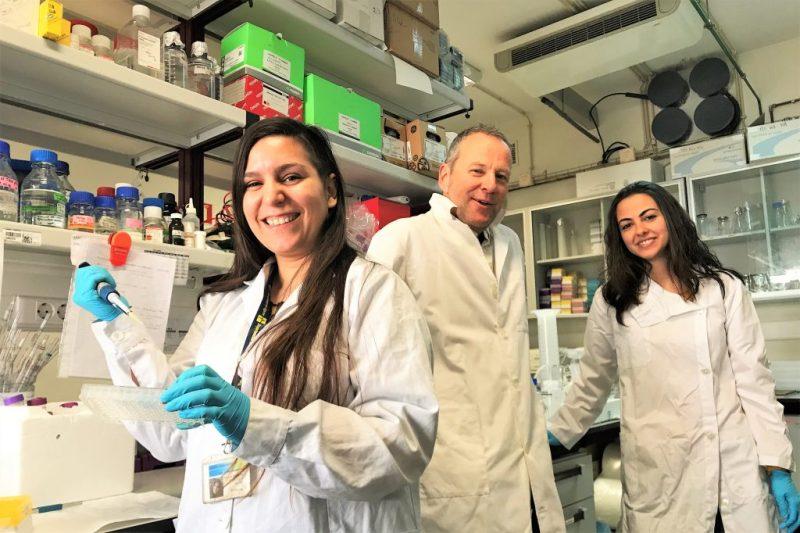 Medikamente für innovative Krebs-Therapien interessieren den deutschen Algarve-Forscher Prof. Wolfgang Link