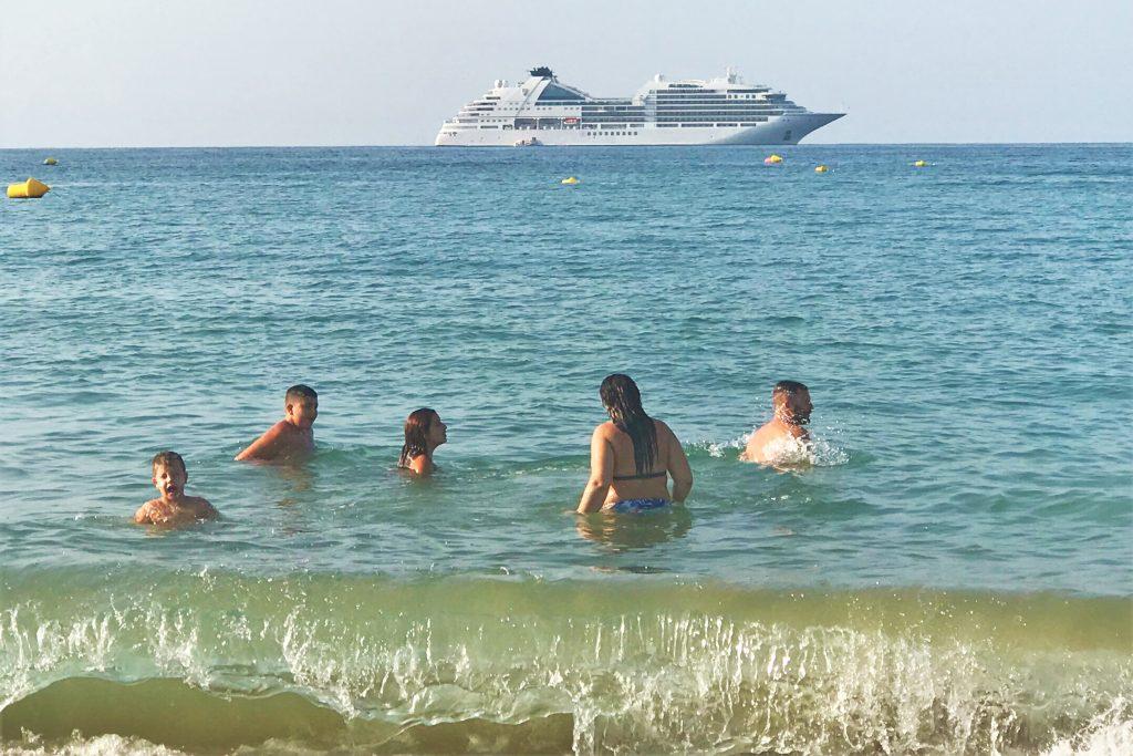 Dritte-Welt-Land Portugal zieht viele Kreuzfahrtschiffe an