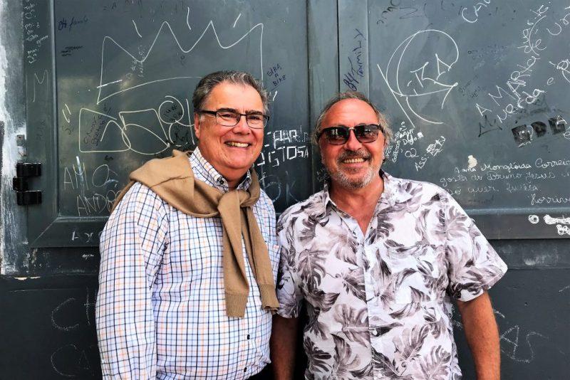Urbal Priol gab Algarve für Entdecker vor Tournee-Auftakt an der Algarve ein Exclusiv-Interview