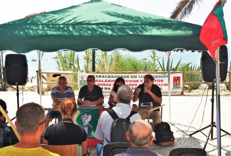 Algarve News zu Gewerkschafts-Stellungnahme über Personalmangel-Klagen der Arbeitgeber