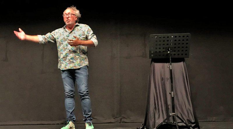 Urban Priol eröffnete Tournee am 7. September an der Algarve in Lagoa