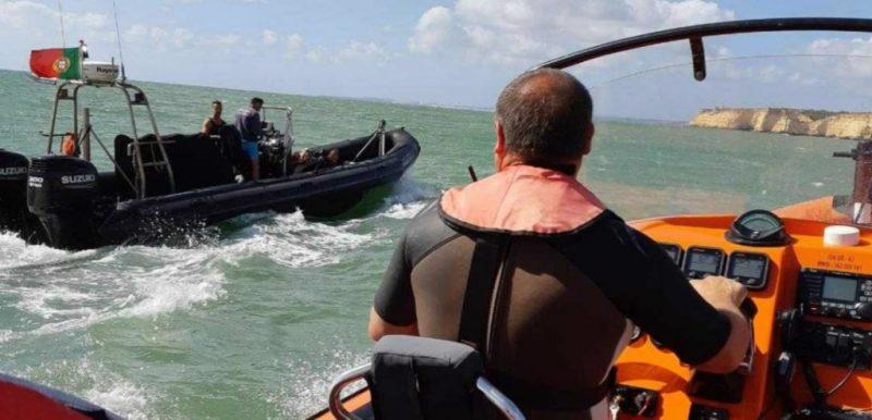 Algarve News über Rettung von Schwimmern in Carvoeiro