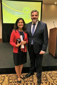 Algarve News über Auszeichnung für Amtstierärztin von Monchique