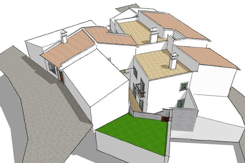 Algarve News über Wohnungsbauprojekt in Alcoutim