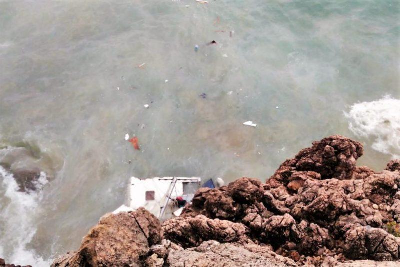 Algarve News über Unfall französischer Segelyacht bei Sagres