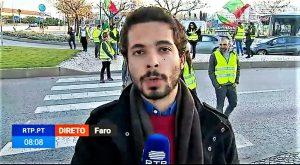 Algarve News zu Gelbwesten-Protesten an der Algarve