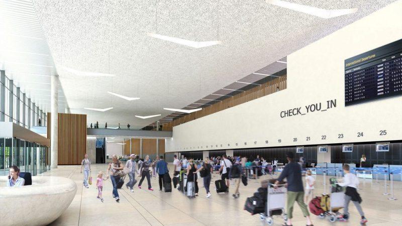 Montijo soll als Lissabons neuer Flughafen das Passagiererlebnis verbessern
