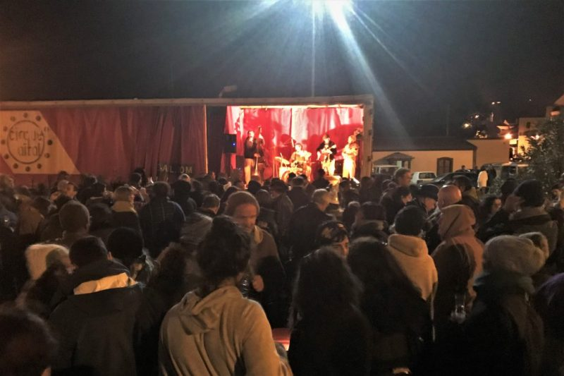 Zirkusfestival 2018/2019 in Monchique an der Algarve mit Cirque Aital