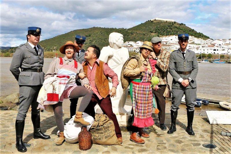 Kultur und Natur verbinden sich beim Schmuggler-Festival in Alcoutim an der Ost-Algarve