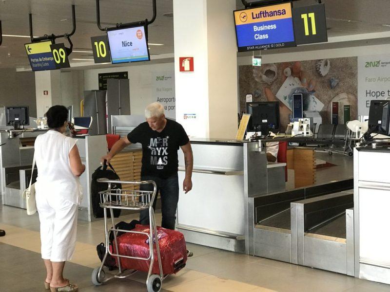Deutschland-Markt für die Algarve könnte von Lufthansa ausgebaut werden