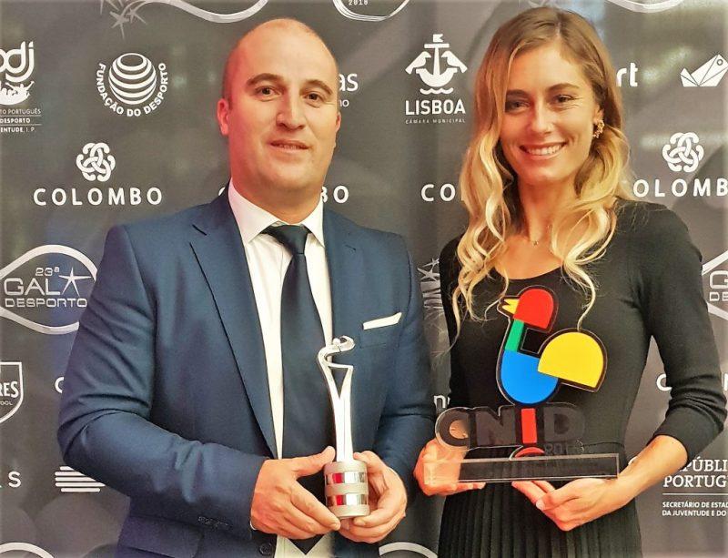 Algarve News zu Sportjournalisten-Auszeichnung für Joana Schenker
