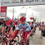 Algarve-Rundfahrt in Europas Sportstadt 2019 gestartet - Portimão