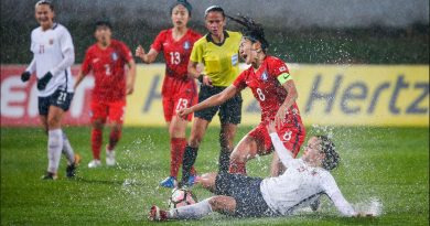 Algarve-Februar 2019 mit dem Algarve Cup der Frauen-Fußballnationalmannschaften