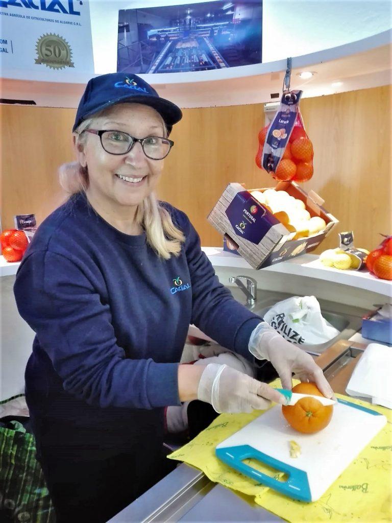 Orangen-Festival in Silves unterstreicht Bedeutung der Zitrusfrüchte an Portugals Südküste