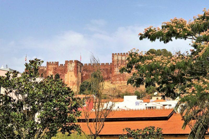 Algarve News über Lichtlöschung auf Silves-Burg zur Earth Hour 2019