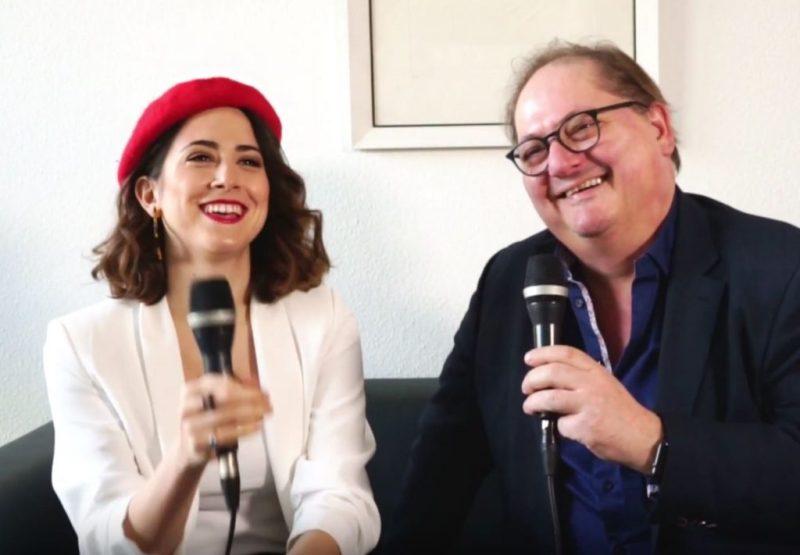 """Fado mit Jürgen Tarrach und Vidina Popov als Duett auf """"Zum Glück traurig"""" von Sony Music"""