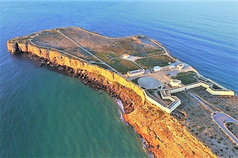 Algarve-Monumente sind Orte beginnender Globalisierung